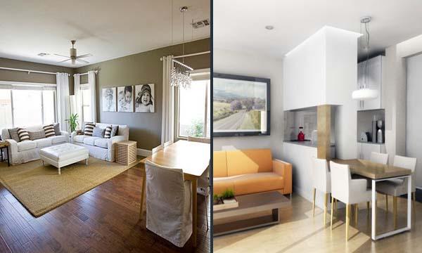 Prefieres una casa grande y amplia o peque a y acogedora for Decoracion de pisos para casas