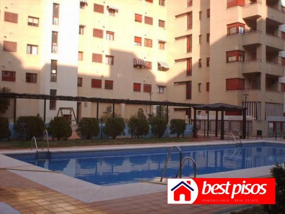Venta piso en parque litoral de 1 dormitorio y 50 m2 en for Pisos baratos en benalmadena